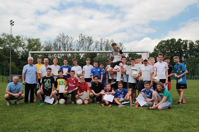 Turniej Piłki Nożnej Gimnazjum Nr 24