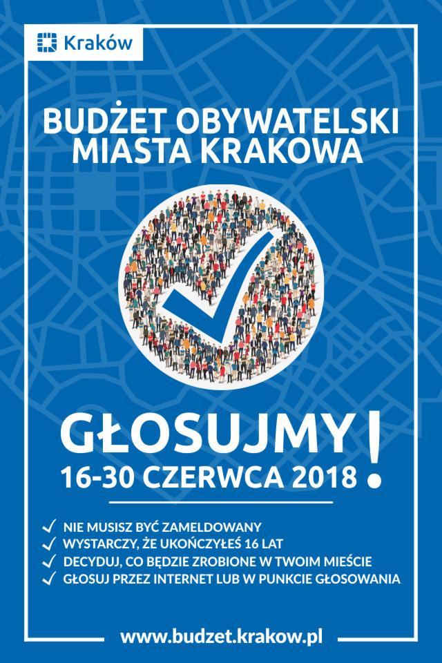 Wkrótce głosowanie!