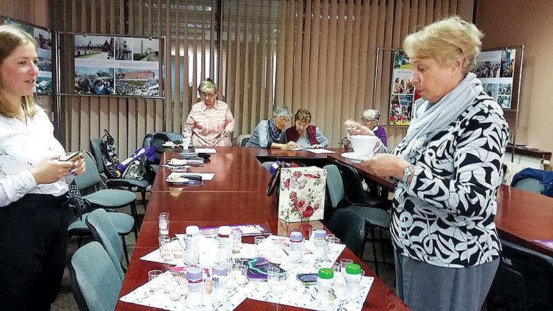 Ostatnie spotkanie z cyklu Aktywne Poniedziałki dla Seniorów