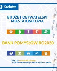 Bank Pomysłów BO 2020 – myśl kreatywnie