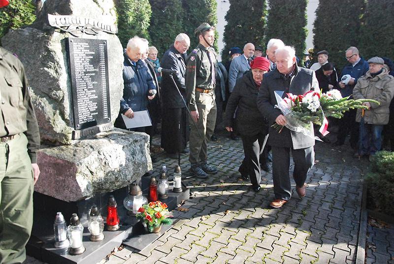Święto Niepodległości w Łagiewnikach