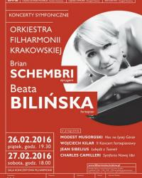 Koncert symfoniczny w krakowskiej filharmonii