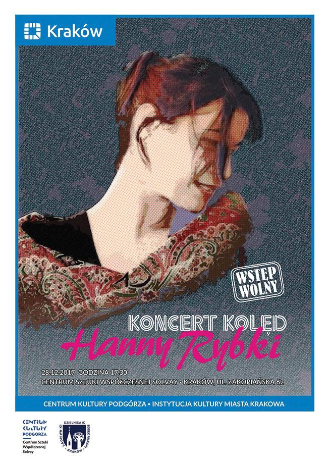 Koncert kolęd Hanki Rybki w Centrum Sztuki Współczesnej Solvay