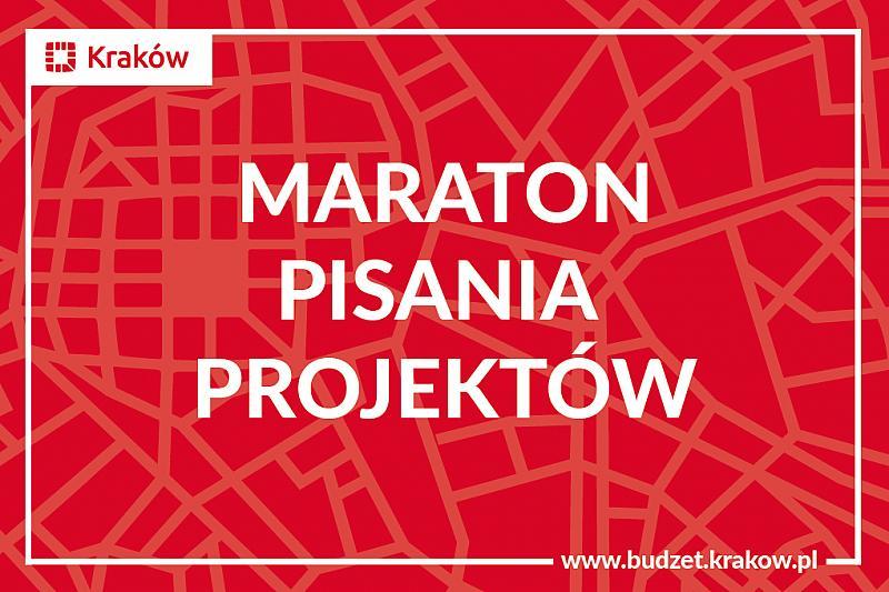 Potrzebujesz wsparcia w przygotowaniu projektu? Przyjdź na maraton!